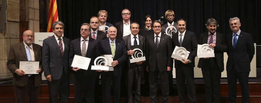 El Premi Nacional de Comunicació 2013 distingeix la trajectòria de Premsa Comarcal