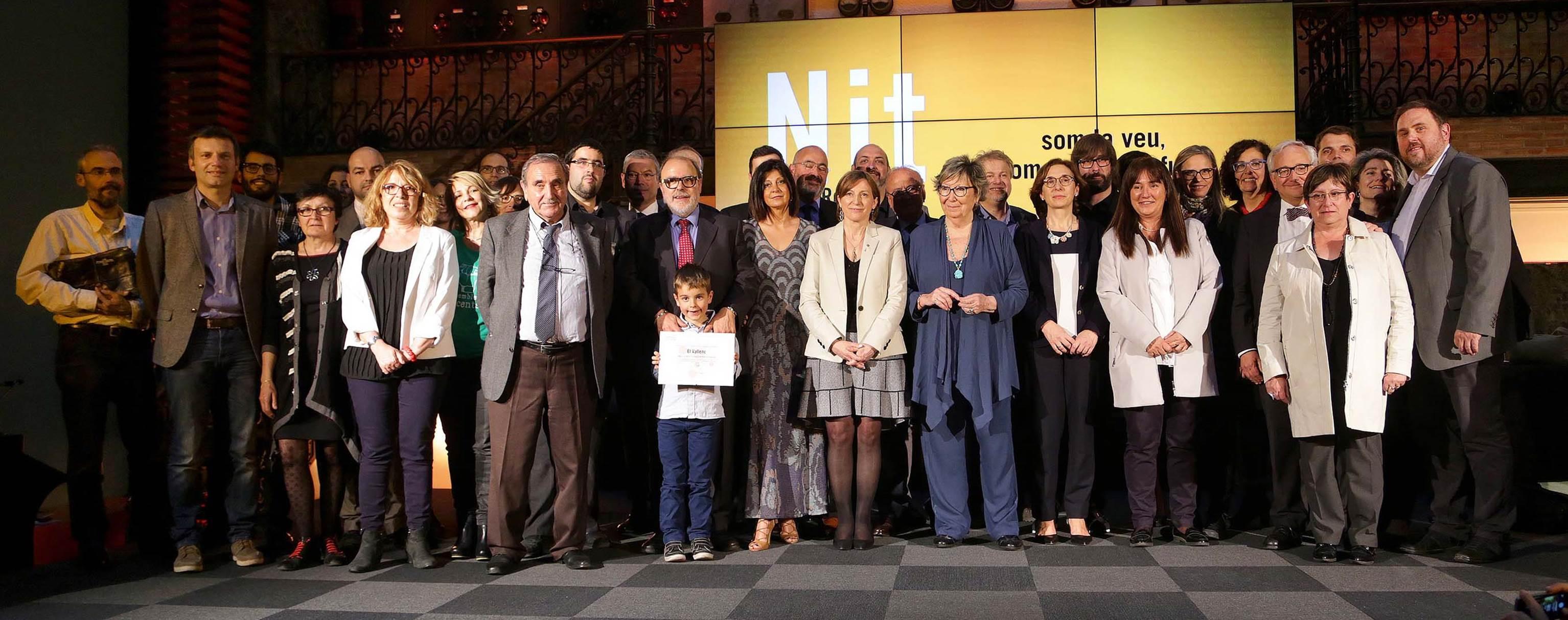 'El Vallenc', millor publicació de premsa comarcal de l'any
