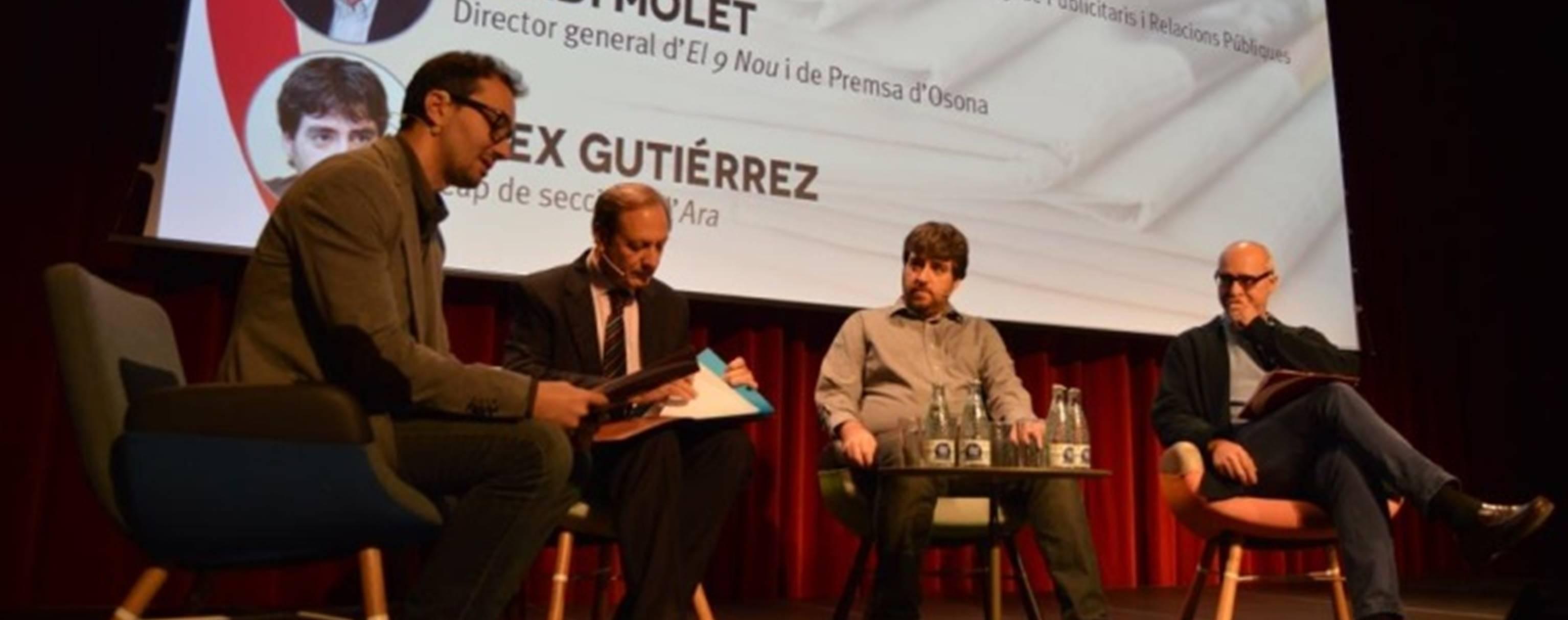 El contingut de proximitat es reivindica el Dia de la Premsa Comarcal. 150 professionals a la jornada