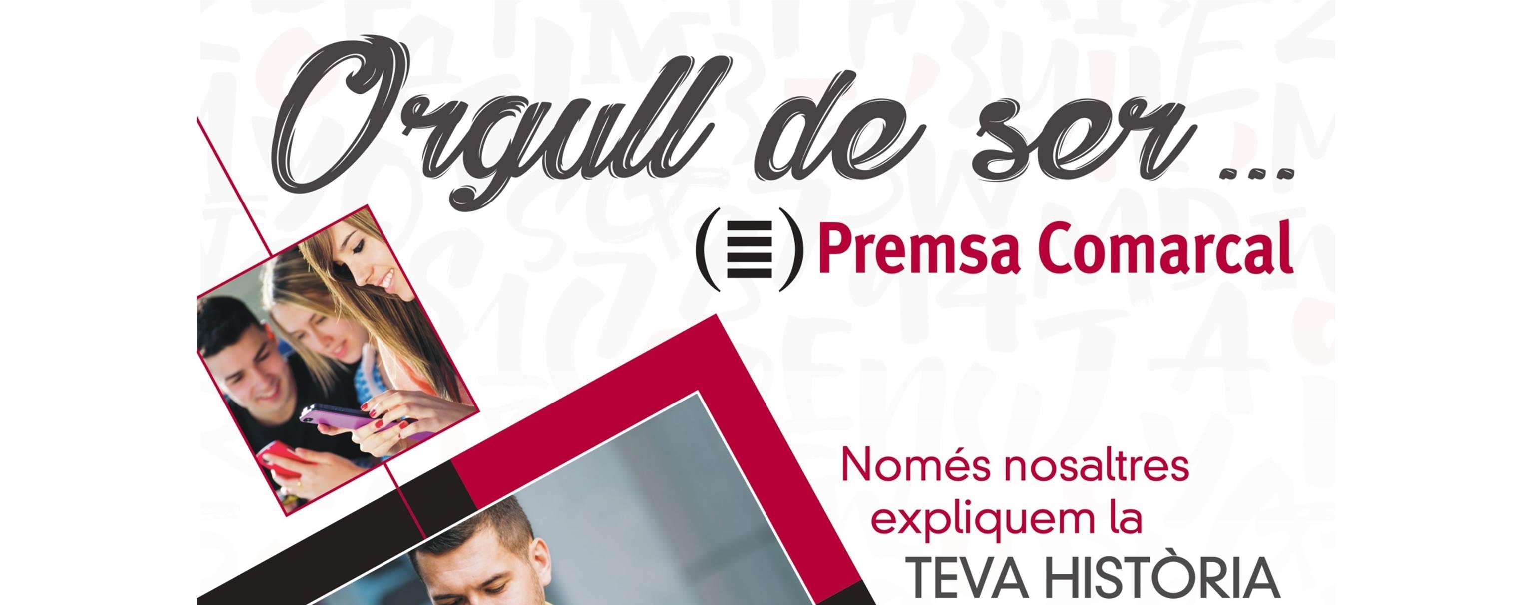 L'ACPC engega la campanya 'Orgull de ser premsa comarcal'