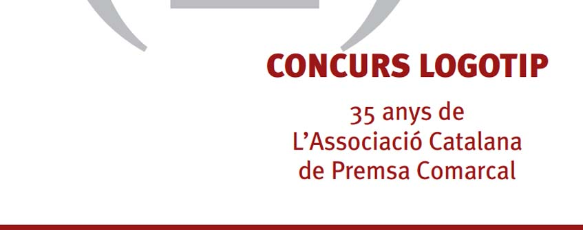 L'ACPC obre un concurs per elegir el logotip del 35è aniversari