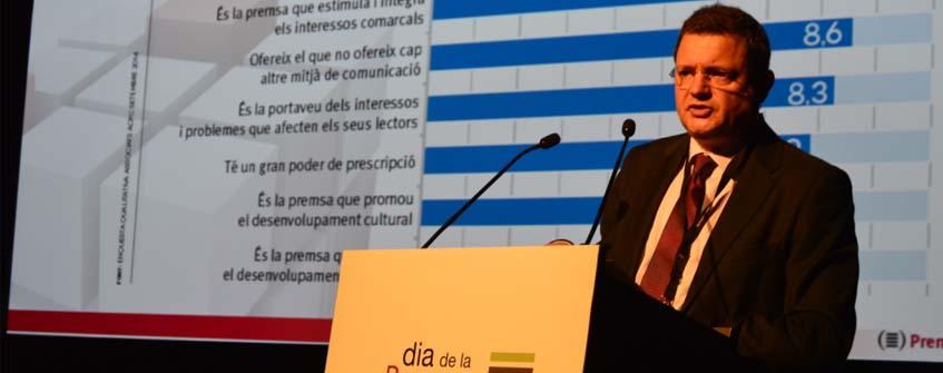 La Radiografia de la Premsa Comarcal dóna les claus del sector