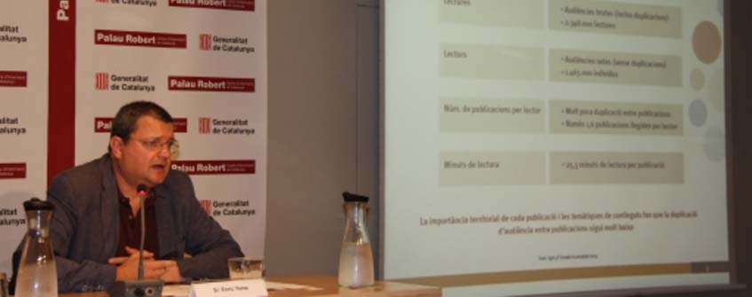 La premsa en català preveu augmentar els ingressos publicitaris aquest 2015